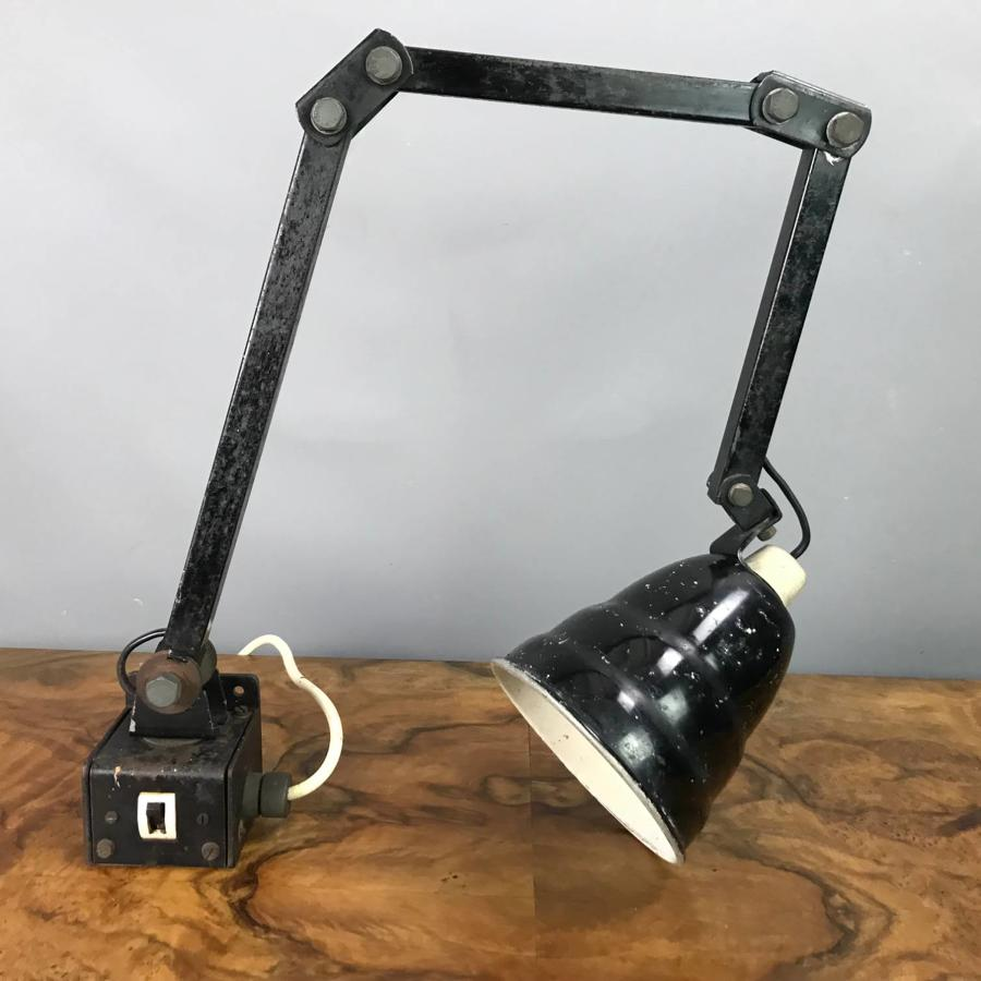 'Memlite' Industrial Workbench Lamp