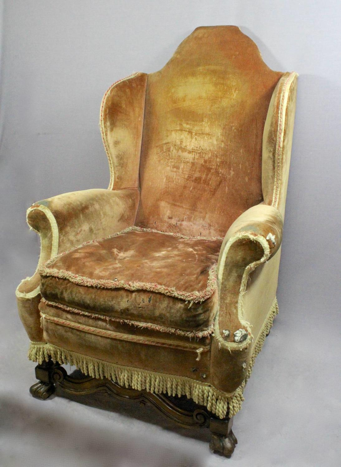 Country House Wing Armchair