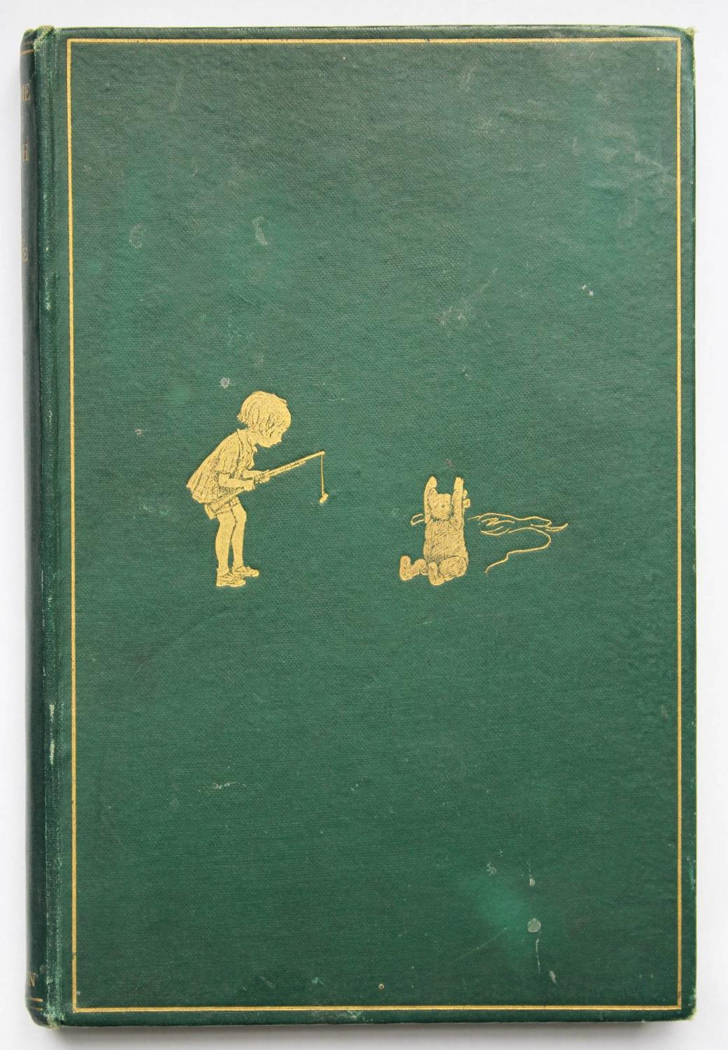 A. A. Milne Winnie The Pooh 1st Edition 1926