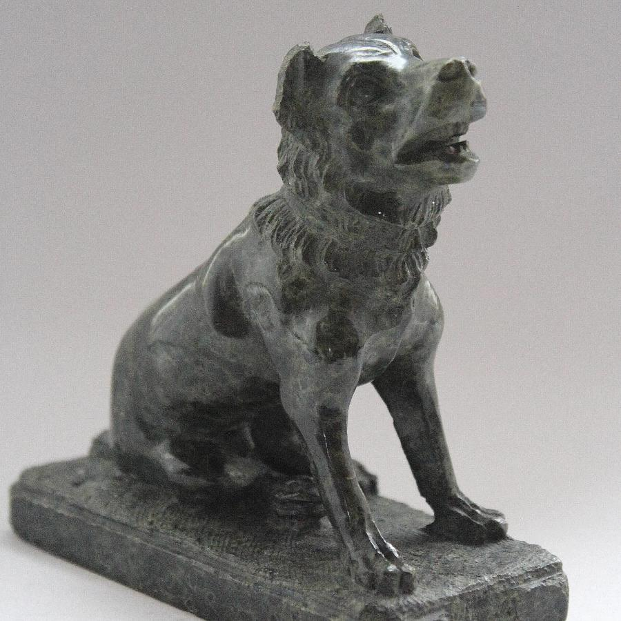 Serpentine Grand Tour 'Dog of Alcibiades' After the Antique