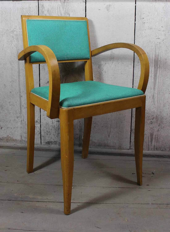 French 1940's Bridge Chair