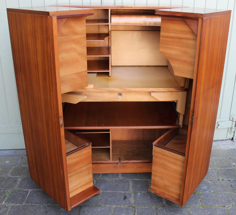 Mid Century Metamorphic Desk