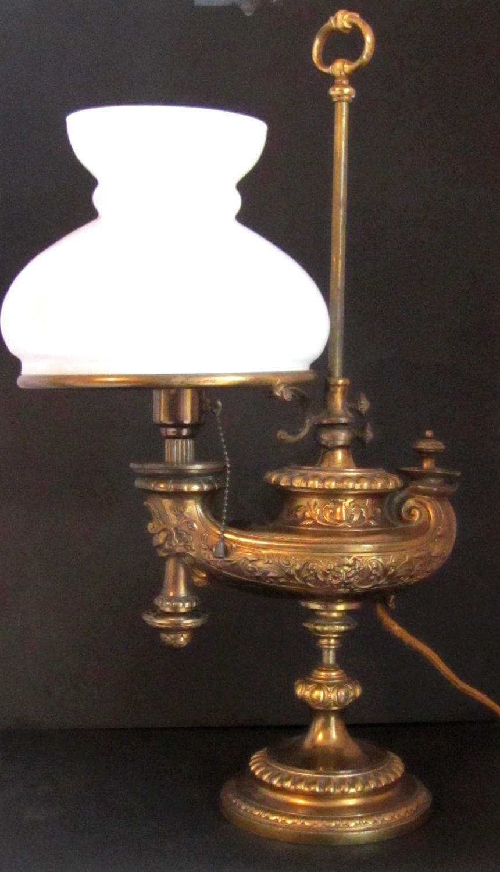 Wild & Wessel Student Lamp