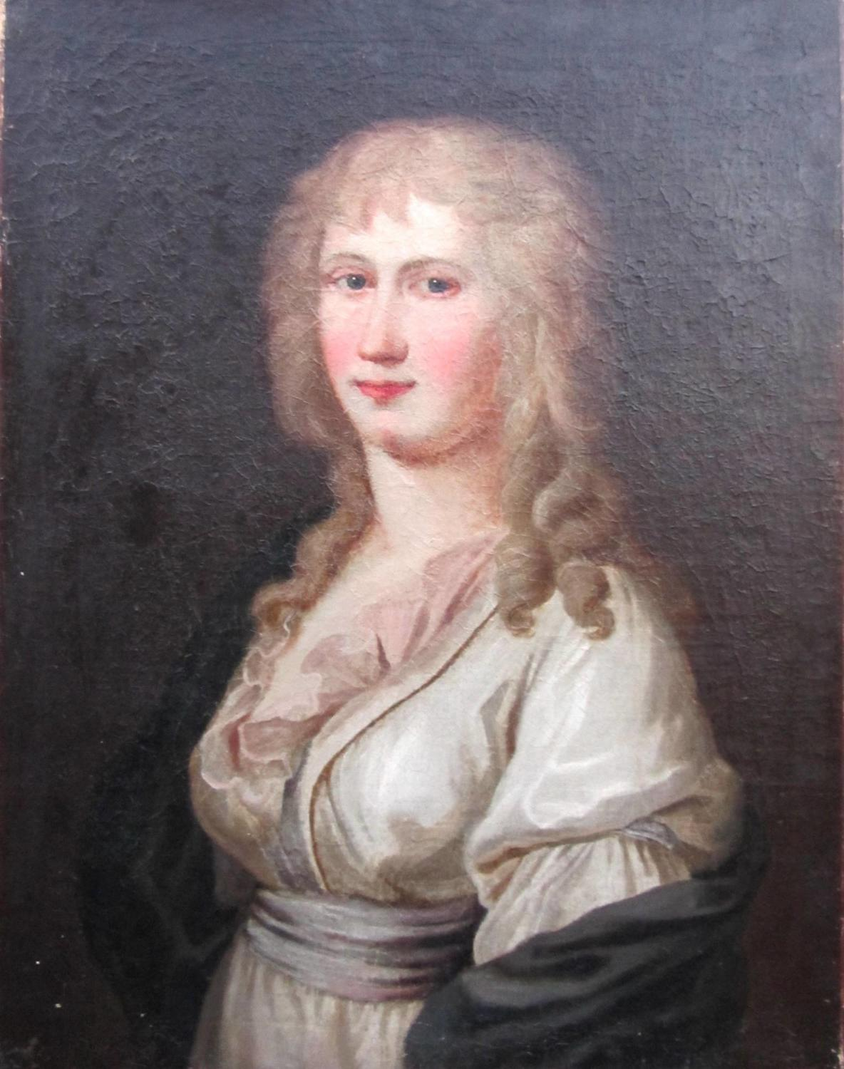 Early 19th Century Portrait of a Lady
