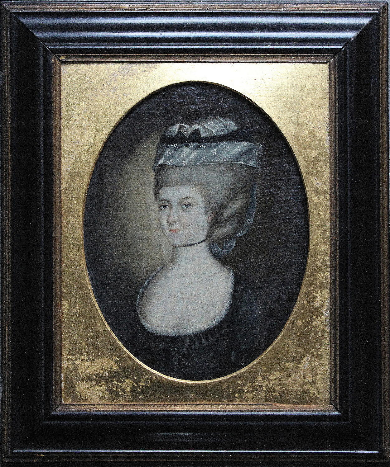 18th Century Portrait of a Lady