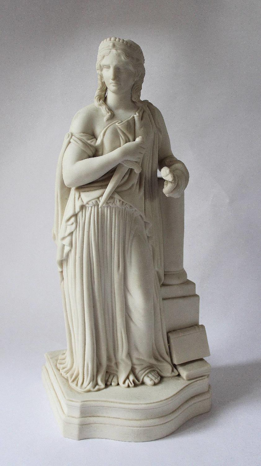 19th Century Parian Figure