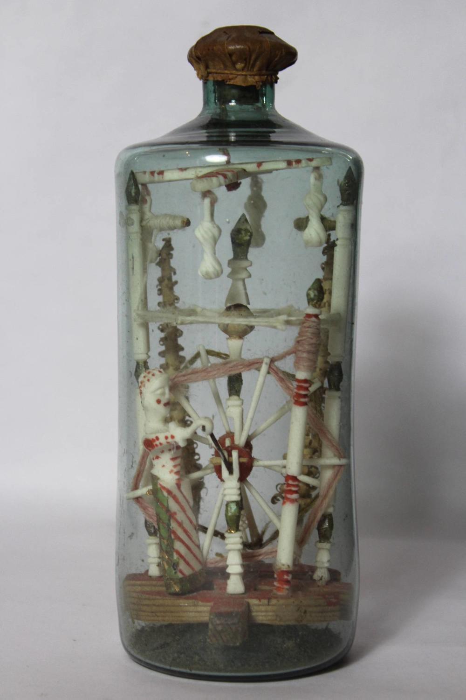 Napoleonic Prisoner of War Work Bottle