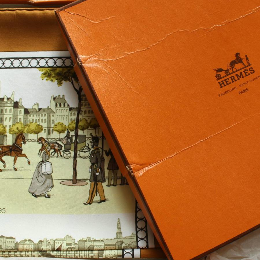 A Vintage 1967 Hermes Scarf Unused & Boxed