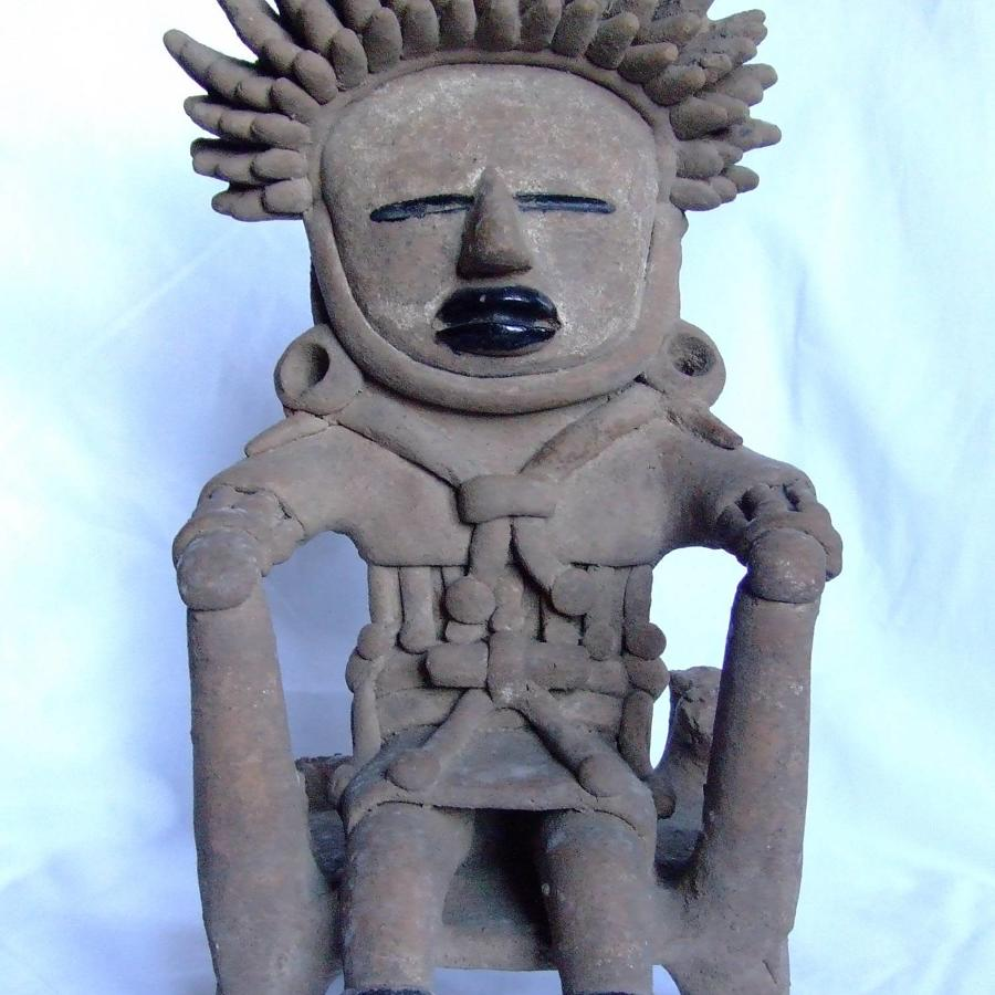 Veracruz Upper Remojadas Figure AD300-600