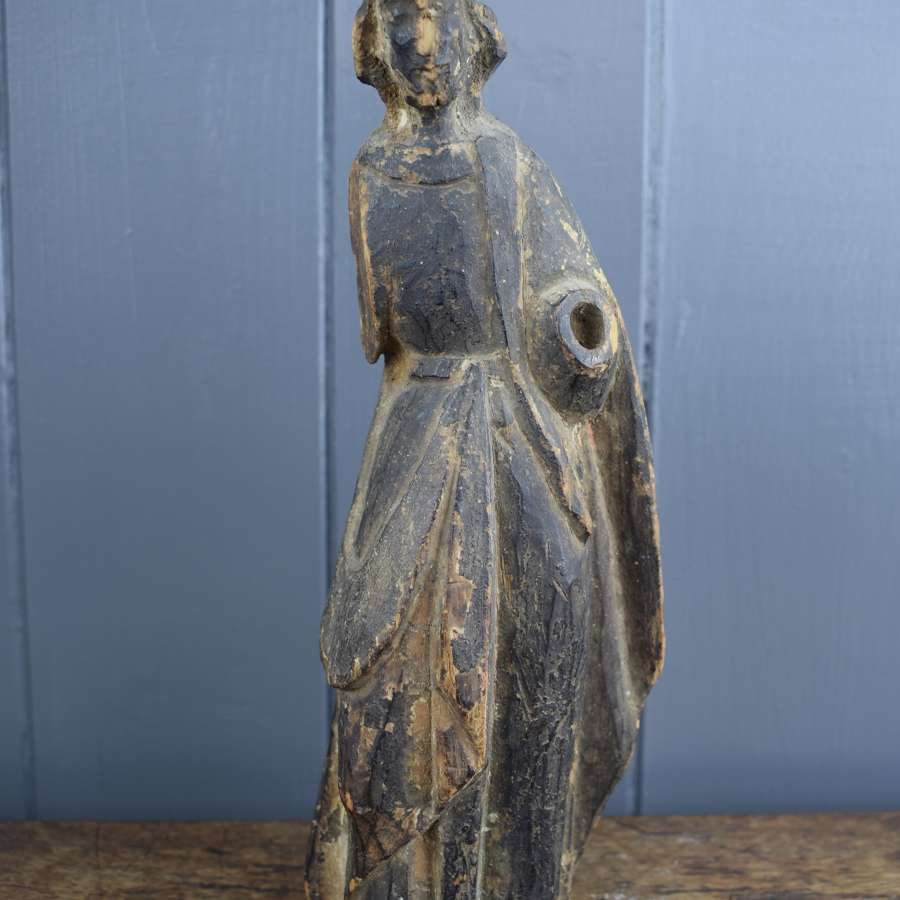 Spanish Colonial Devotional Figure of Christ