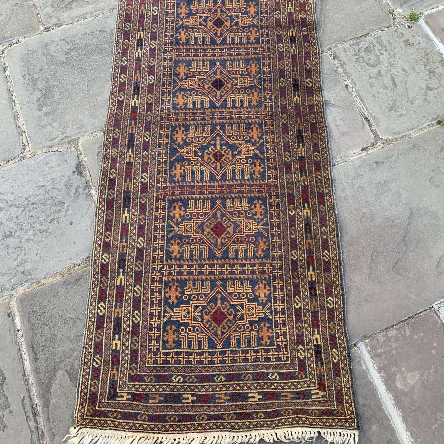 Persian Medallion Runner
