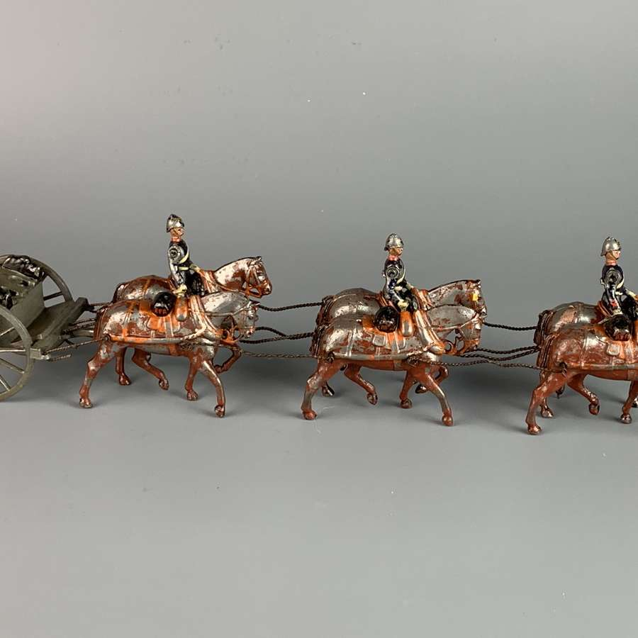 Britains Royal Field Artillery Gun Limber