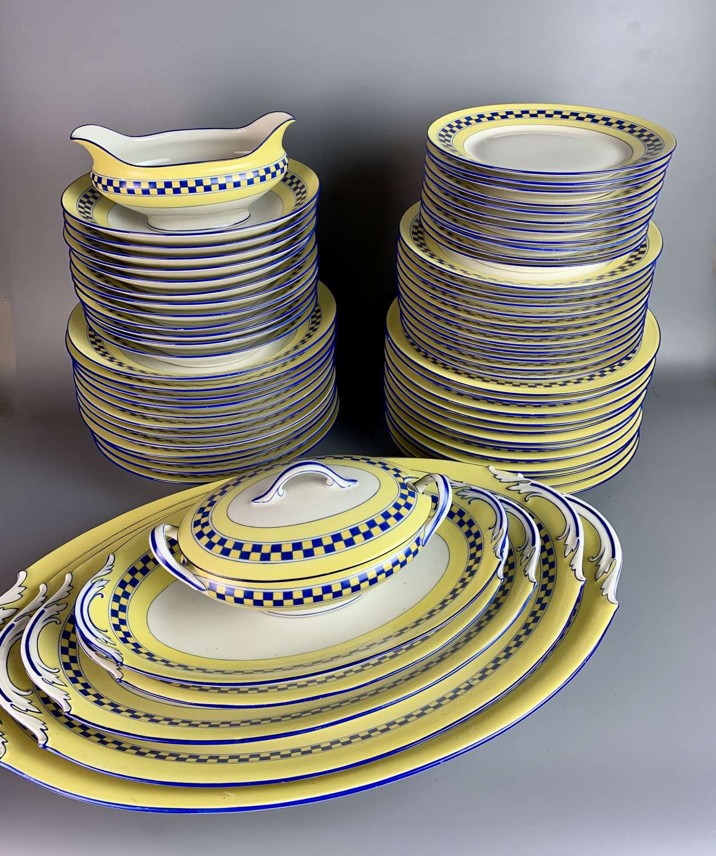 Betoule Legrand & Cie, Limoges Porcelain Dinner Service