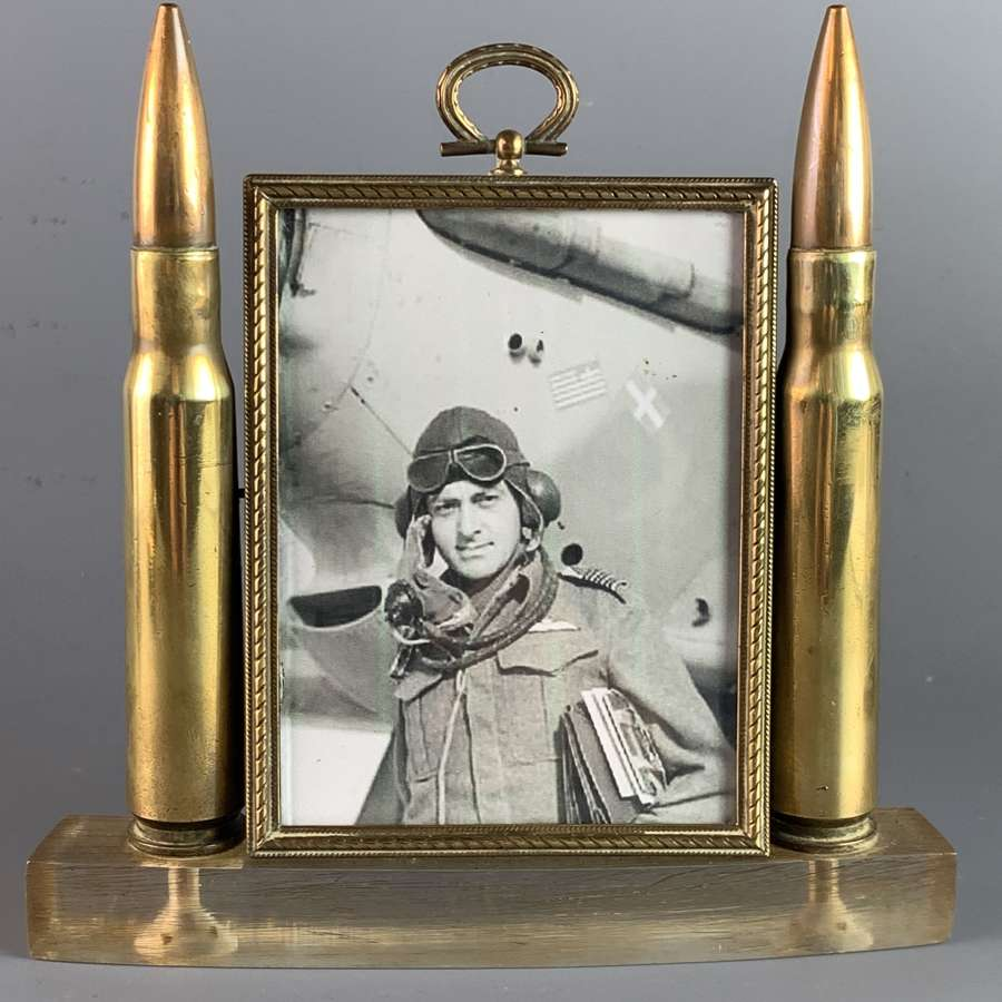 World War II Commemorative Photograph Frame