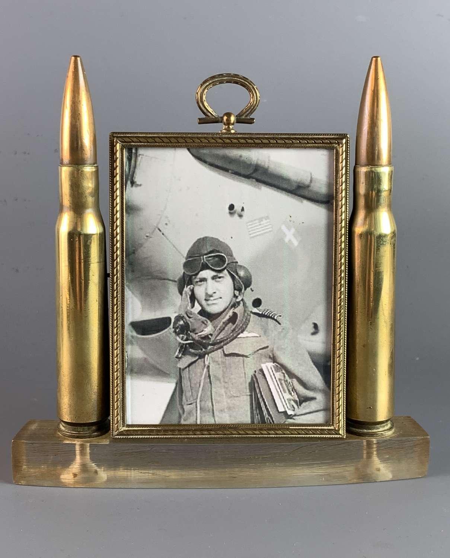 World War II Commemorative Photograph Frame