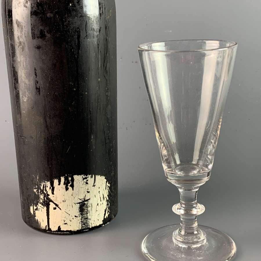 Georgian Ale Glass