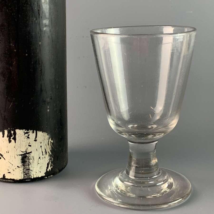 Antique Victorian Rummer / Wine Glass