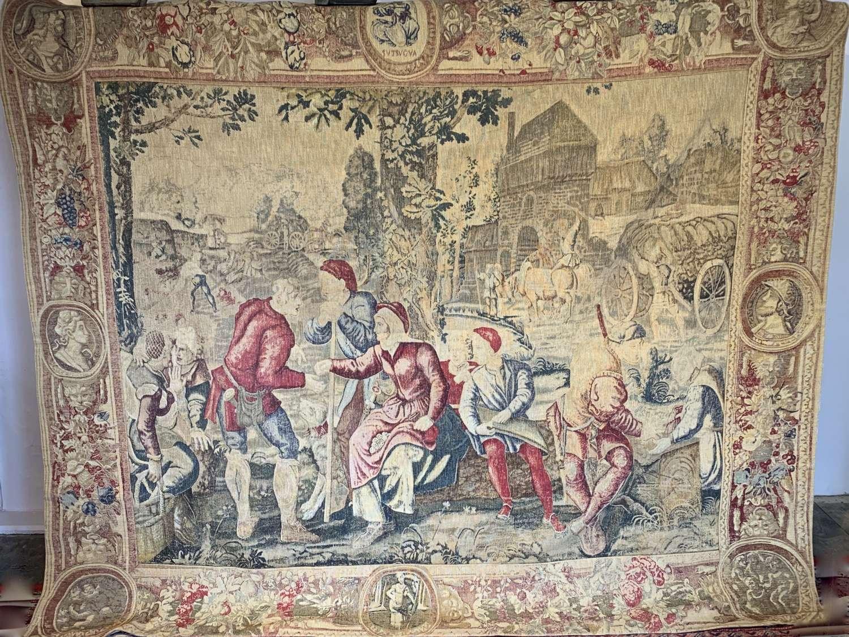 Atelier D'art De Rambouillet Gobelins Tapestry